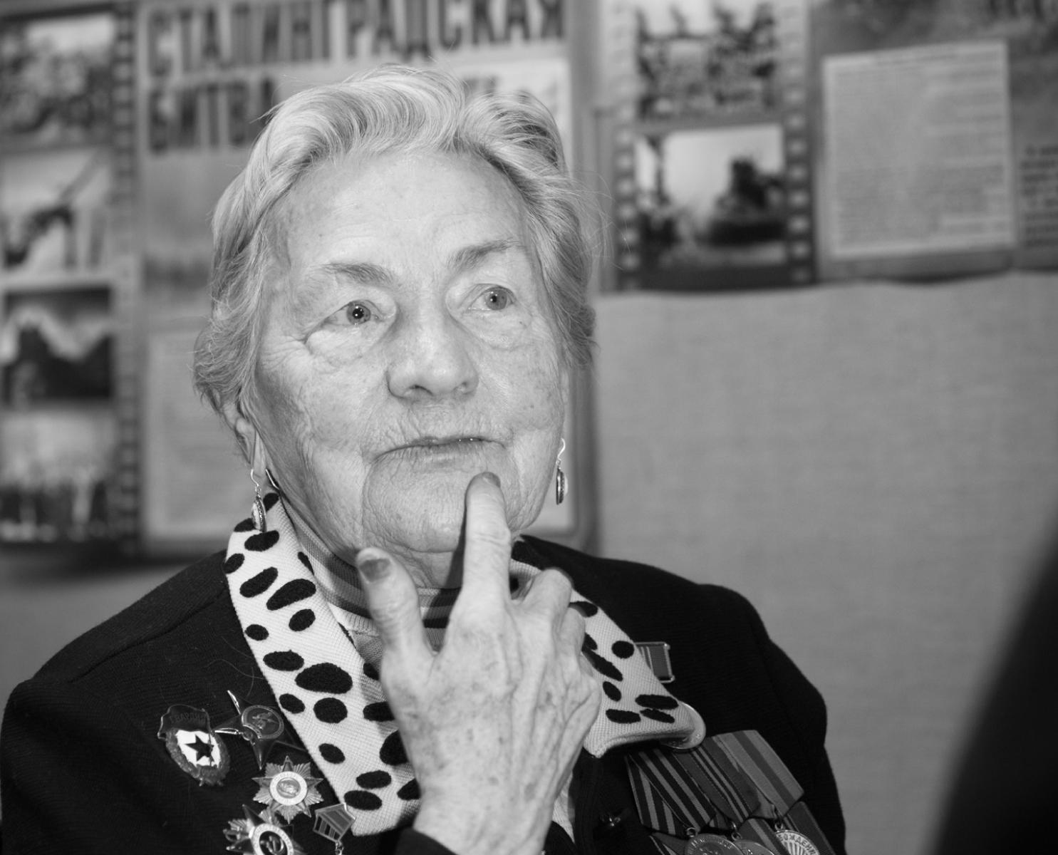 Vera Dmitrievna Bulushova