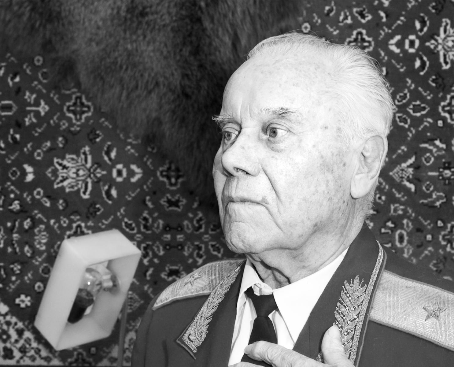 Grigory Afanasevich Zverev